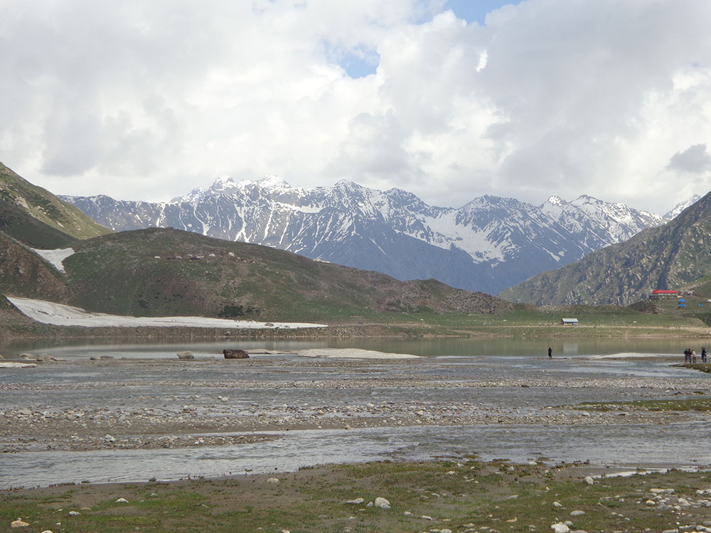 Lake Saif-ul-Malook Starting