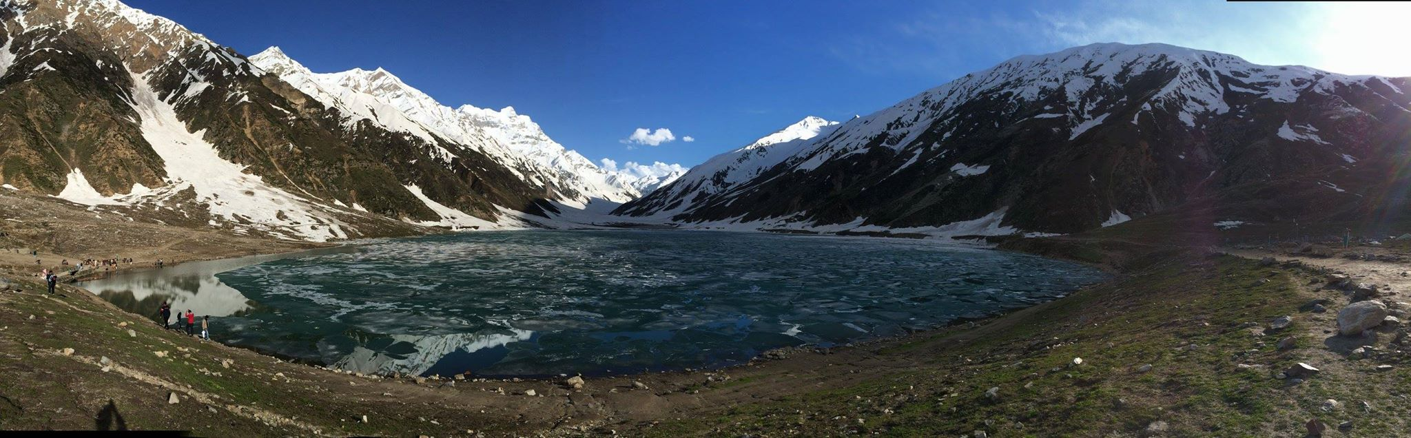 Lake Saif-ul-Malook Courtesy Wikipedia