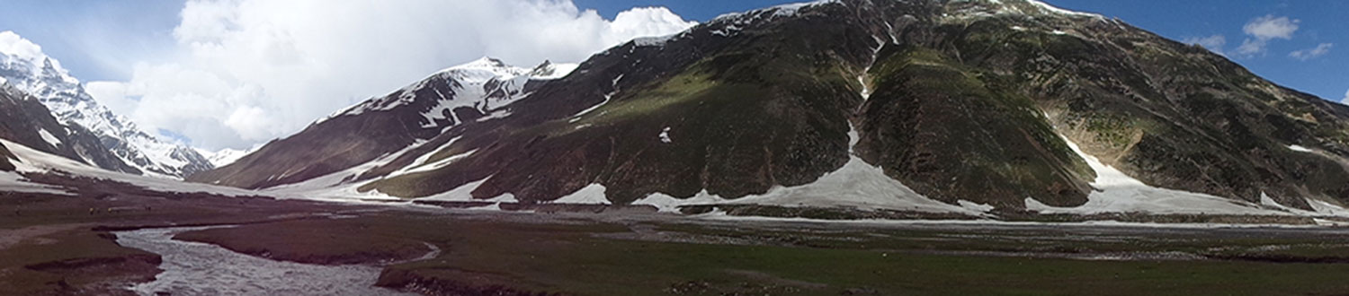Lake Saif-ul-Malook starting-panaroma